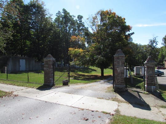The Village Cemetery on Main Street in Milton began with thanks to Judge Noah Smith who gave the land for the Congregational Church and for a public burying ground. Judge Smith was buried here in 1812. The oldest grave in this cemetery is from 1789.