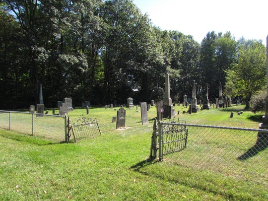 "The ""new"" West Milton Cemetery on Beartrap Road contains the remains and stones from early settlers whose graves were moved in 1871 from an original site closer to the Lamoille River."