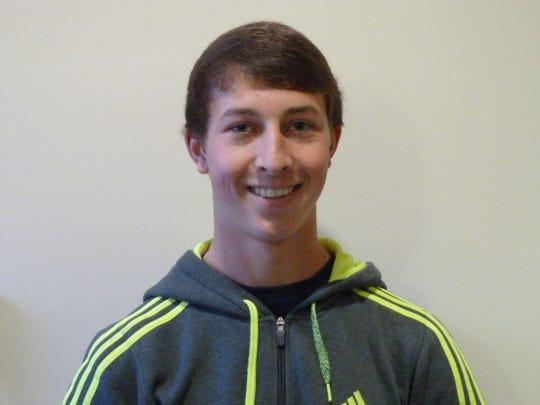 McKay junior William Schaap