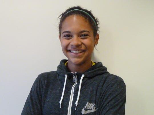 West Salem sophomore Keira McCarrell