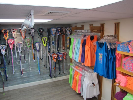 Quiet Storm Surf & Turf in Fenwick Island will offer products from its line of clothing, as well as lacrosse and surfing apparel. It's expected to open later this week.