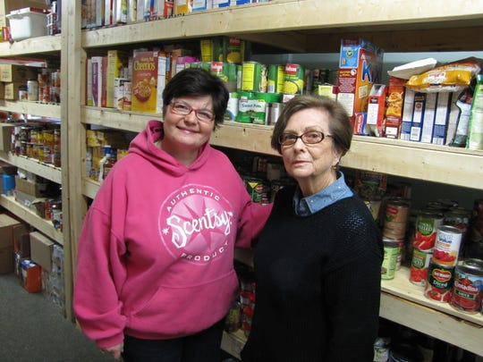 The Spirit Kitchen founder Vicky Nock and her right-hand