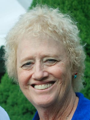 Ruth A. Hill of Palm Desert, California, is a hospice nurse.