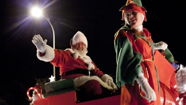 Nov. 24: Holiday Parades