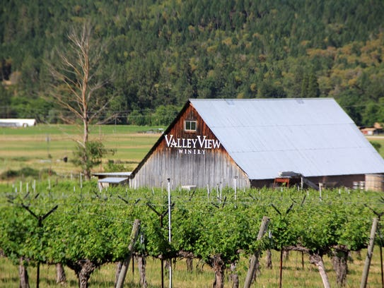 Applegate Valley7