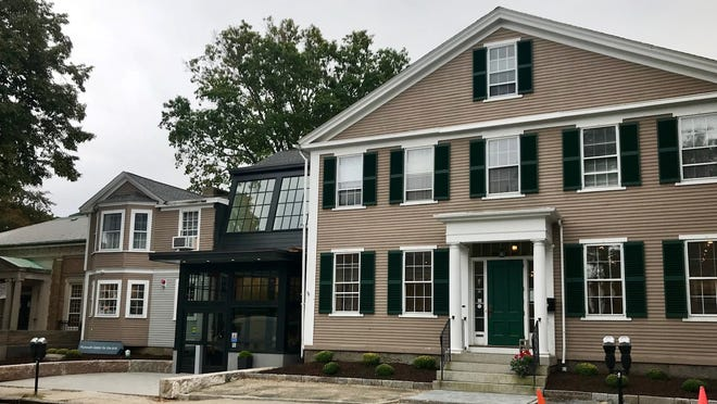 Plymouth Center for the Arts has completed renovations to the Russell Library Gallery and  Lindens buildings connecting the two.