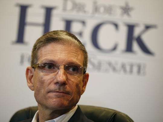 Joe Heck needs a solid percentage of the Hispanic vote