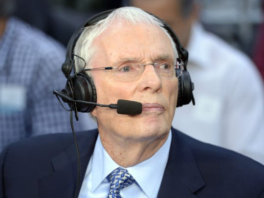 Hubie Brown, 80: ESPN NBA analyst.
