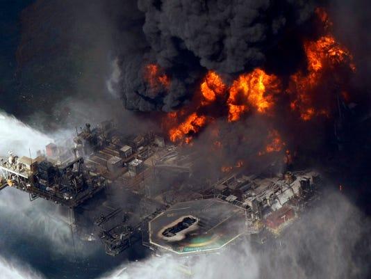 AP Gulf Oil Spill Transocean