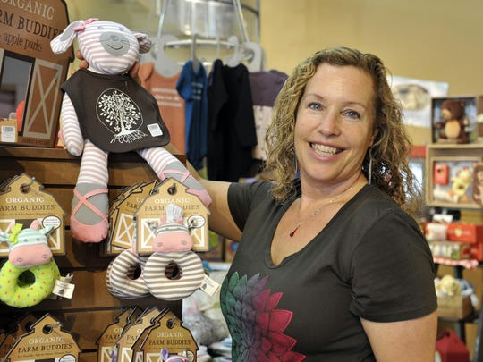 Our Greentopia owner Katie Reiter is closing her store to run for Michigan's State House.