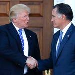 Michigan native Mitt Romney predicts Donald Trump will win big in 2020