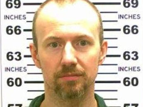 David Sweat escaped June 6 from a maximum-security
