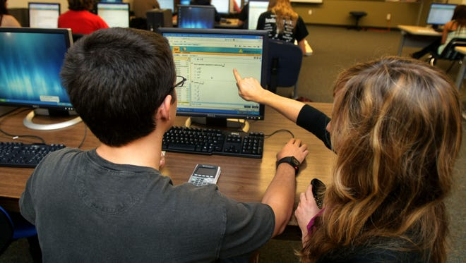 Arizona is one of 18 states to qualify for government funding for schools to improve internet infrastructure. The federal government will contribute about $100 million to the program, and Gov. Doug Ducey and the Legislature last session agreed to invest $11 million.