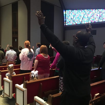 Church draws kindred spirits from diverse backgrounds — with love