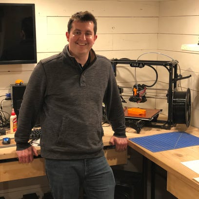 Adam Coursin encourages entrepreneurial spirit in himself, others