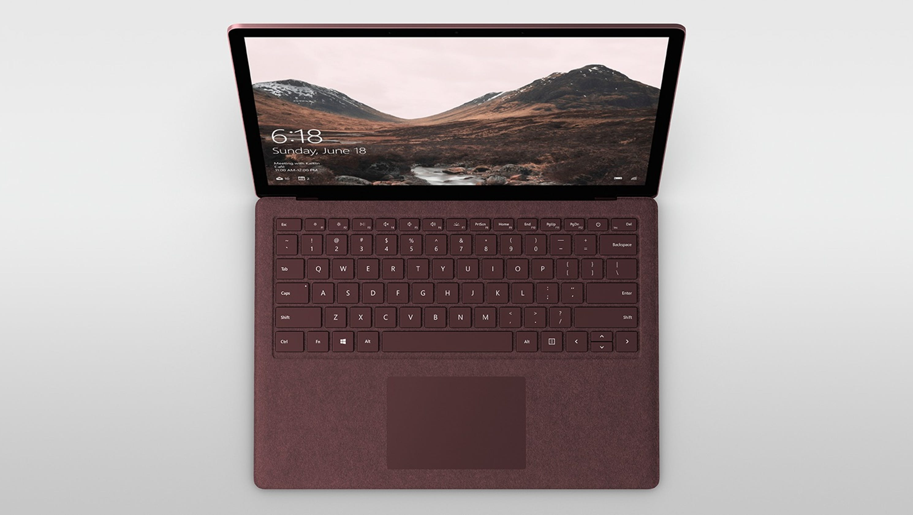 microsoft surface laptop nearly aces test. Black Bedroom Furniture Sets. Home Design Ideas