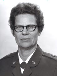 While serving in the U.S. Air Force, Norma Brown reached many milestones for women.