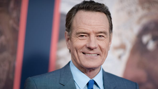 Bryan Cranston announced on Twitter that he'll play Zordon in the upcoming 'Power Rangers' film.