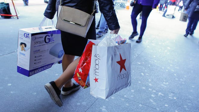 Consumer confidence has been strong recently.
