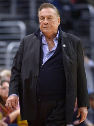 Clippers owner Donald Sterling, shown in November, is likely to be penalized by the NBA but may not be forced out of the league.