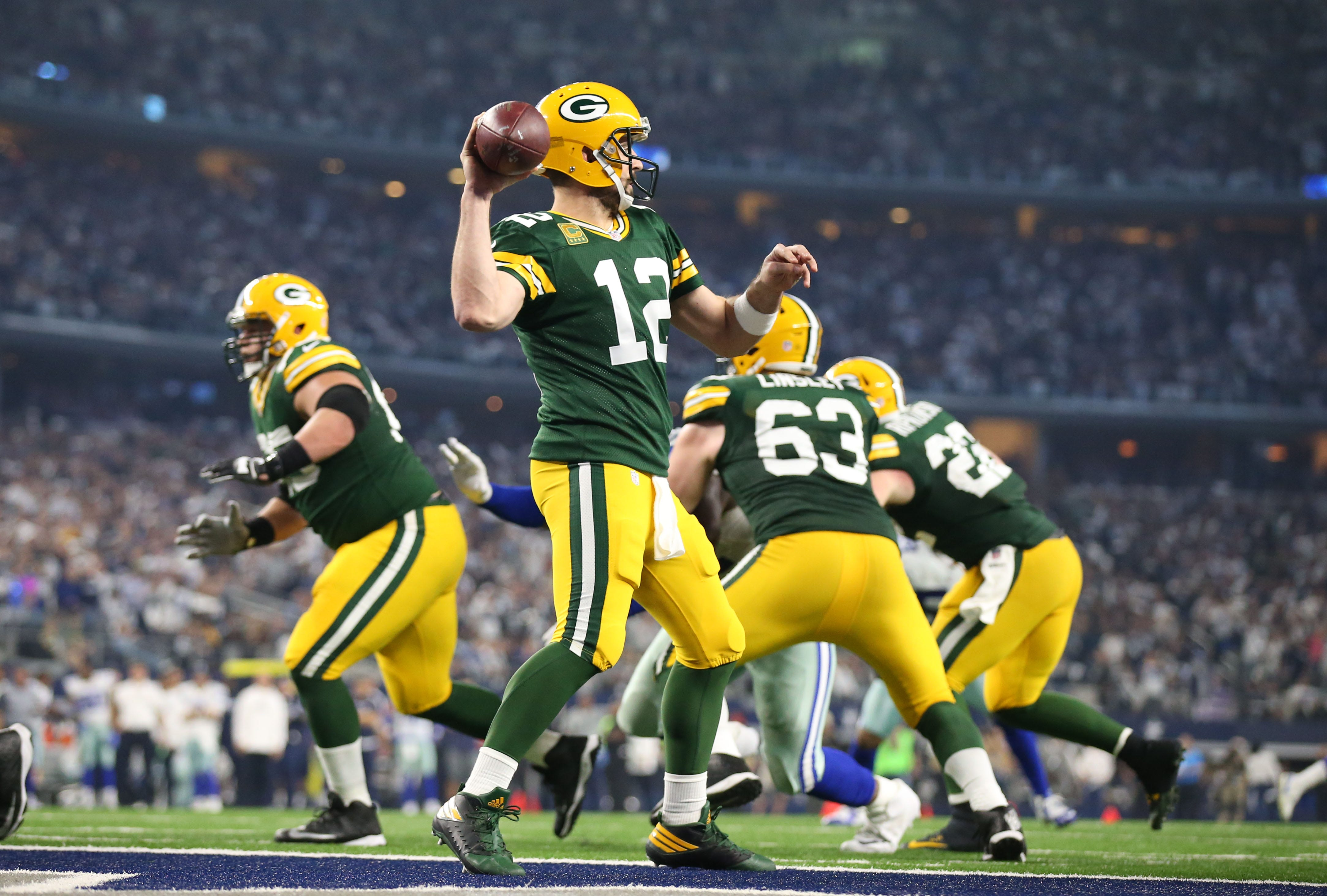 Packers nfl playoffs