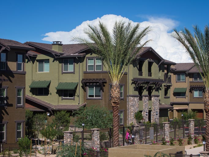 Apartments In Central Scottsdale Az