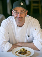 Chef and owner Bernie Kantak of at Citizen Public House.