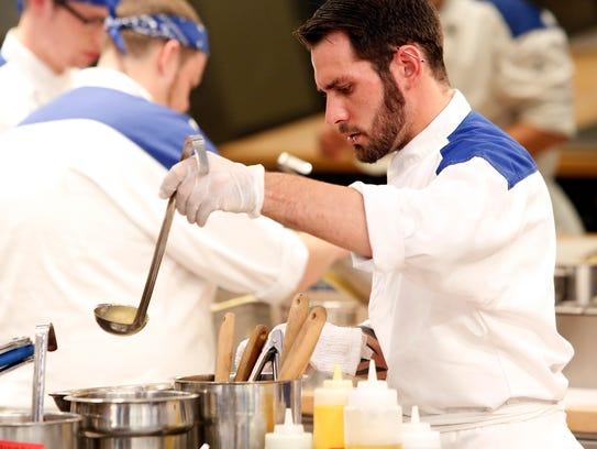 Aaron Smock Hell S Kitchen