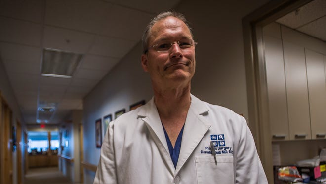 Dr. Don Laub is now works at Four Seasons Dermatology in Colchester after being let by the University of Vermont Medical Center during contract negotiations.
