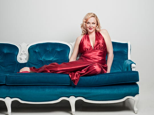 Pink Martini vocalist Storm Large performs Sunday in St. Johnsbury.