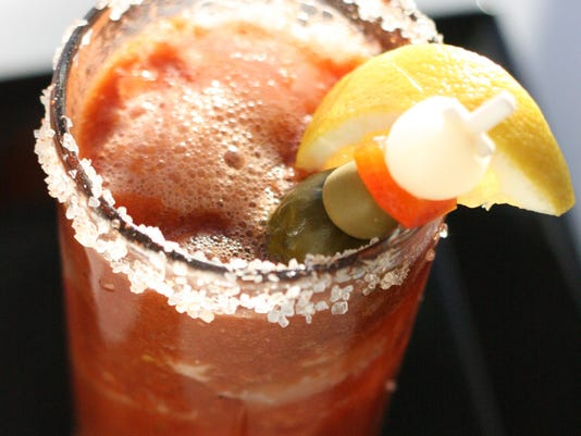 The London Plane Bloody Mary