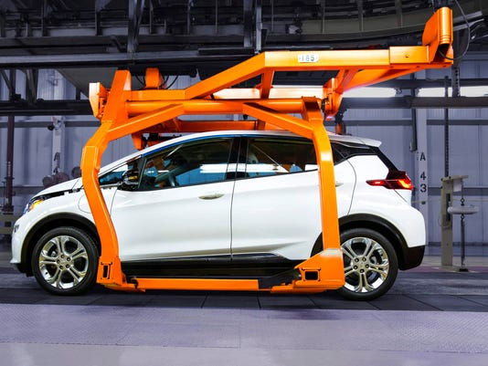 Barra Gm To Boost Chevy Bolt Ev Production At Orion Assembly