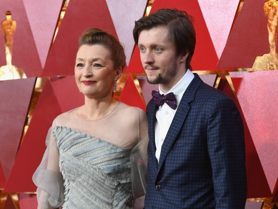 Oldman's first wife Lesley Manville, an Oscar nominee