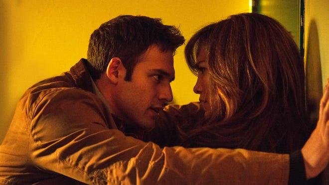 "Noah (Ryan Guzman) has a dangerous obsession with Claire (Jennifer Lopez) in ""The Boy Next Door."""