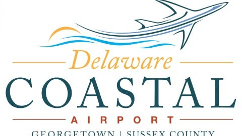 Sussex County government was awarded a $550,000 grant for lighting improvements at the newly re-branded Delaware Coastal Airport in Georgetown.