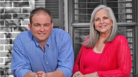 Dianne Christian and her son Matt Daniel sell real estate together as Daniel-Christian Real Estate. Their family roots run deep in Williamson County.