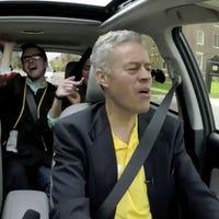 UW-Milwaukee releases 'Carpool Karaoke' video of its own for