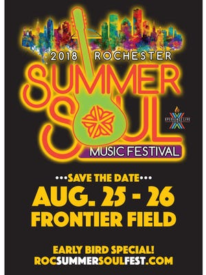 MusicFest is being rebranded as SoulFest beginning in summer 2018.