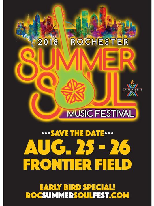 Rochester Summer Soul Music Festival
