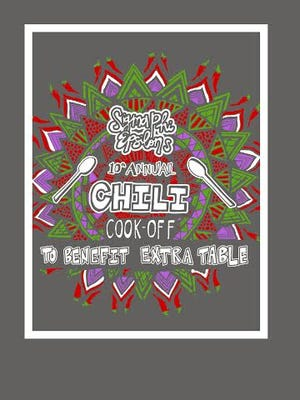Sigma Phi Epsilon will host its 10th annual Chili Cook-Off from 10 a.m.-2 p.m. Dec. 5. The event will benefit Extra Table.