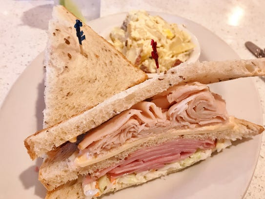 West End Grill's Uptown Special is one of the Chef's