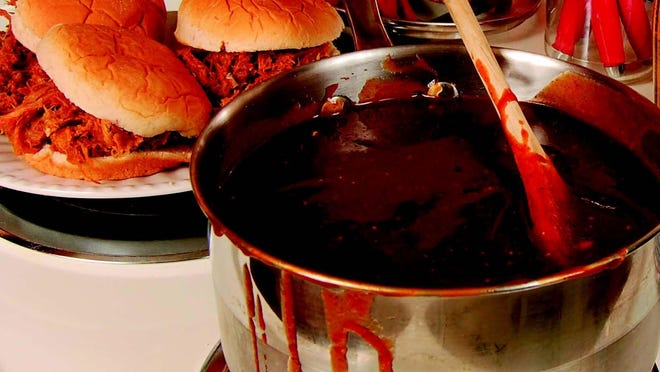 Tennessee Whiskey Brown Sugar Barbecue Sauce