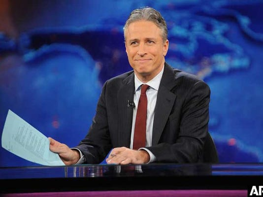 Jon Stewart hosted his final 'Daily Show' last night.