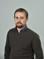 Reno Gazette Journal Executive Editor Brian Duggan.