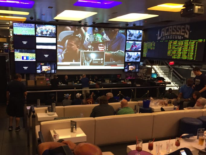 Lagasse's Stadium, Palazzo Resort | Perfect for: Fans