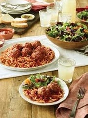 A Family Bundle from Carrabba's, who now has their