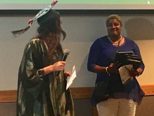 Celene Noguez, a Palmetto Ridge High School grad, turns