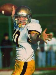 Bills coach Sean McDermott was a star quarterback at