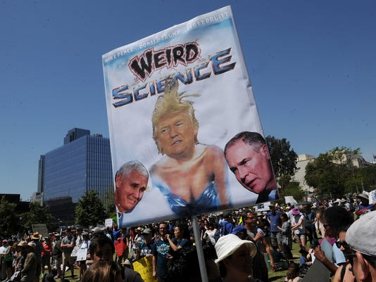 LA March for Science 5