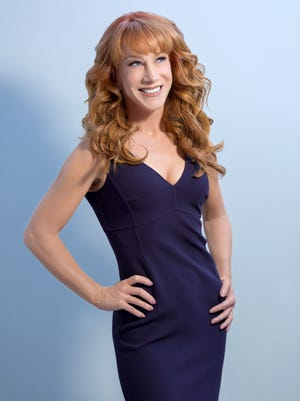 Kathy Griffin plays Hoyt Sherman Place in May.